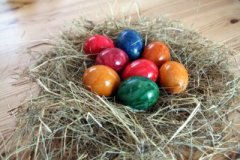 Frühjahr – Vollmond – Sonntag – Ostern