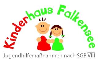Kinderhaus Falkensee mit neuem Logo