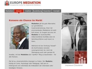 Europe Mediation